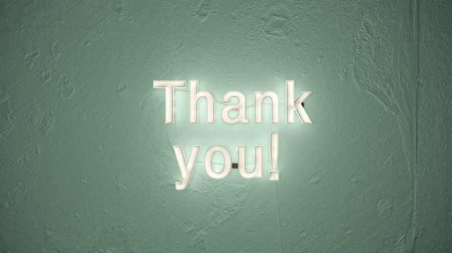 Thank you for your time on the website workshop